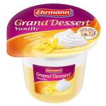 Пудинг творожный GRAND DESSERT Vanille, 200г