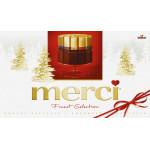 Шоколадные конфеты MERCI Ассорти, 400г
