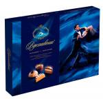 Конфеты шоколадные ВДОХНОВЕНИЕ Пралине с орехами, 170г