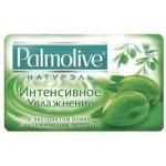 Мыло PALMOLIVE  Натурэль Интенсивное увлажнение с натуральным экстрактом оливы и увлажняющим молочком, 90 г