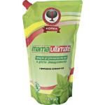 Концентрат для мытья посуды MAMAULTIMATE с ароматом зелёного чая, 1000мл