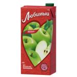 Нектар ЛЮБИМЫЙ Яблоко, 1,93л