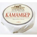 Сыр ТРЕВИЛЬ Камамбер, 130 г