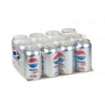 Газированный напиток PEPSI light, 0,33л