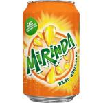 Газированный напиток MIRINDA, 0,33л