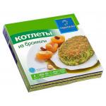 Котлеты овощные РАВИОЛЛО из брокколи, 300г