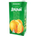 Нектар ДОБРЫЙ Апельсин, 2л