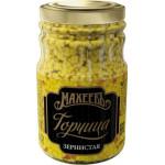 Горчица МАХЕЕВЪ зернистая, 190 г