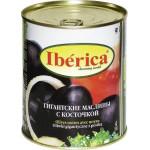 Маслины IBERICA Гигантские с косточкой, 875 г