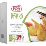 Креветки VICI Королевские в панко панировке, 200 г