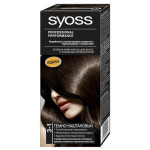 Крем-краска для волос SYOSS 3-1 темно-каштановый, 50мл
