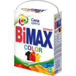 Стиральный порошок BIMAX Color Automat, 4 кг