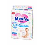 Подгузники MERRIES M 3 (6-11кг), 64шт