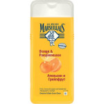 Гель-пена для душа LE PETIT MARSEILLAIS апельсин и грейпфрут, 650мл