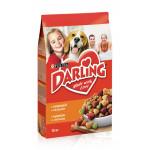 Корм для собак DARLING курица/овощи, 10кг