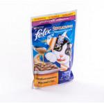 Корм для кошек FELIX Sensations с уткой в соусе с морковью, 85г