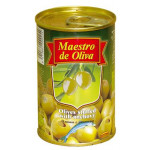 Оливки MAESTRO DE OLIVA с анчоусом , 300г