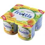 Продукт йогуртный CAMPINA Fruttis Легкий Абрикос-манго-яблоко-груша 0,1%, 110г