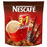 Кофе растворимый NESCAFE 3 в 1 классический, 20х16г