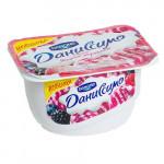 Десерт творожный ДАНИССИМО Ягодное мороженое, 130г
