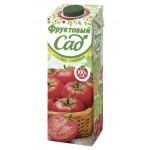 Сок ФРУКТОВЫЙ САД томатный, 0,95 л