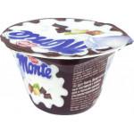 Десерт MONTE MAX с шоколадом и лесными орехами 13,3% 150г