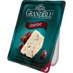 Сыр GRANDBLU Intense с голубой плесенью, 140 г