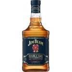 Виски JIM BEAM Double Oak, 0,7л