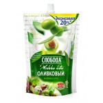 Майонез СЛОБОДА 67% оливковый, 800 мл