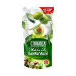 Майонез СЛОБОДА оливковый 67%, 230 г