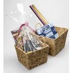 Корзины плетеные TARRINGTON HOUSE Трапеция с ручками