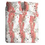 Комплект постельного белья DE LUXE бязь, 1.5-спальный