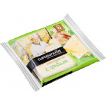 Сыр плавленый СЫРОБОГАТОВ с грибами 45%, 130г