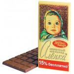 Шоколад АЛЕНКА молочный, 200г