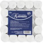 Свечи чайные РСМ Классика, 50 шт