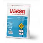 Противогололедный материал UOKSA Кристалл -15°C, 20 кг
