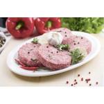 Котлеты для бургера ПРАЙМБИФ из мраморной говядины охлажденные, 640 г