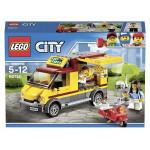 Конструктор LEGO City 60150 Фургон-пиццерия, 5-12 лет