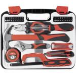 Набор слесарно-монтажных инструментов VIRA, 54 предмета