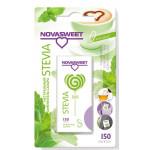 Сахарозаменитель NOVASWEET стевия, 150 таблеток