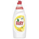 Средство для мытья посуды FAIRY Лимон, 650мл