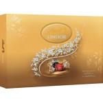 Шоколадные конфеты LINDOR, 210 г