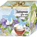 Чайный набор TIPSON Чай и силиконовый заварник, 85 г
