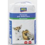 Пеленки для животных ARO 60х40см, 10шт
