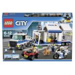Конструктор LEGO City 60139 Мобильный командный центр, 6-12 лет