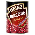 Фасоль HEINZ красная, 400г