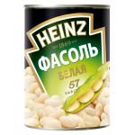 Фасоль HEINZ белая, 400г