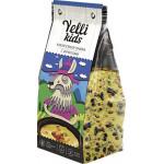 Кукурузная кашка YELLI KIDS с фруктами, 450 г