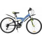Велосипед горный STINGER Banzai подростковый, 18 скоростей