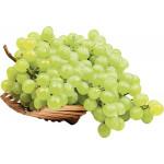 Виноград белый без косточек корзинка, 500г